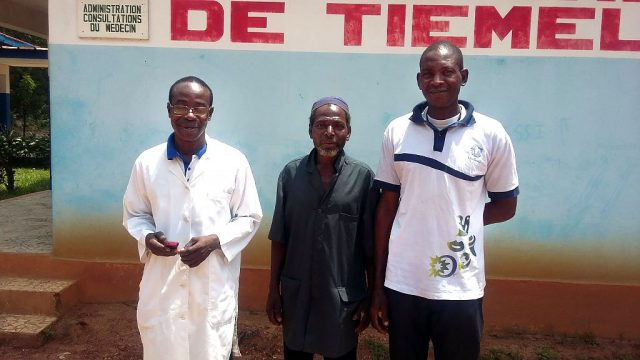 How a Côte d'Ivoire health club is helping people living with chronic diseases