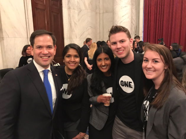 Relive the 2017 ONE Power Summit and Lobby Day!