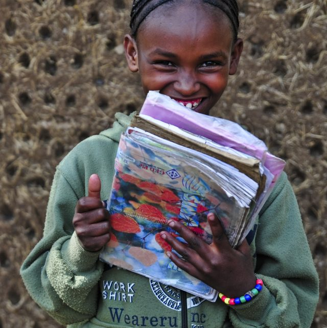 Educating girls empowers them to be smarter, wealthier… and healthier