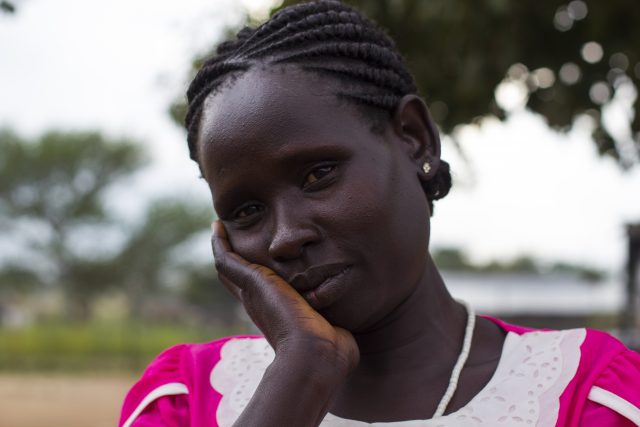 """Strong women cannot be shaken"": South Sudan's refugee sisterhood"