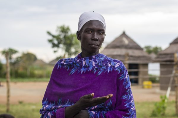 16. Alice Yangi, 12 kids, Eastern Equatoria, Dorit