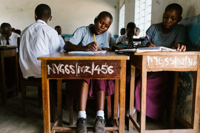 Healthy kids for healthy schools: How nutrition affects education