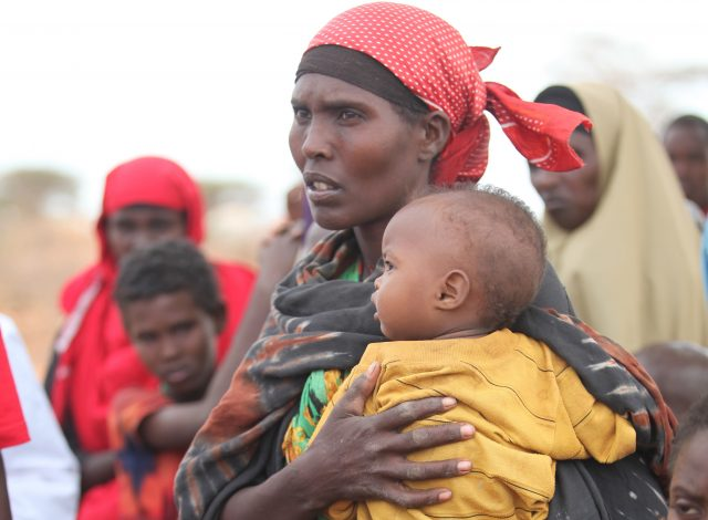 More than 20 million people will endure famine in the coming months