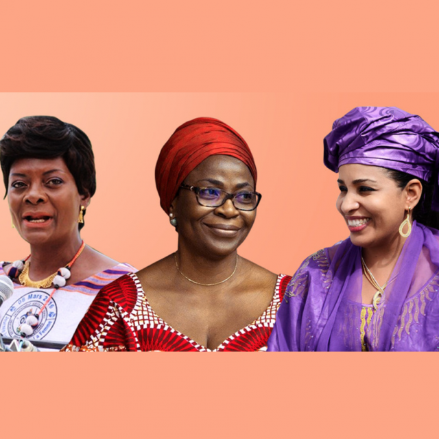 "These first ladies vow to fight ""barbaric"" genital mutilation"