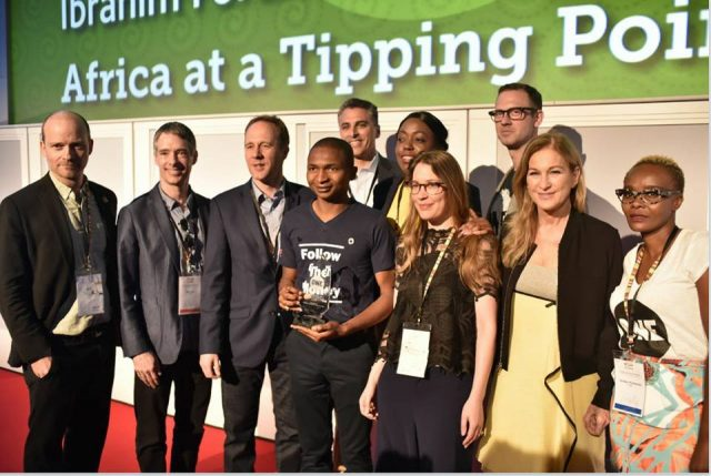 CODE wins the 9th annual ONE Africa Award!