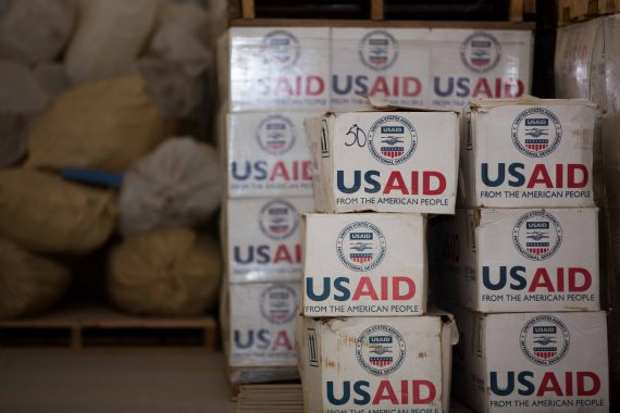 How foreign aid helped make progress in fighting tropical diseases