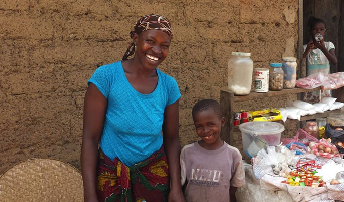 How one NGO is helping mothers earn — so their children can learn