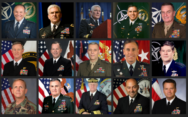 16 generals testify: Foreign aid is essential to U.S. security