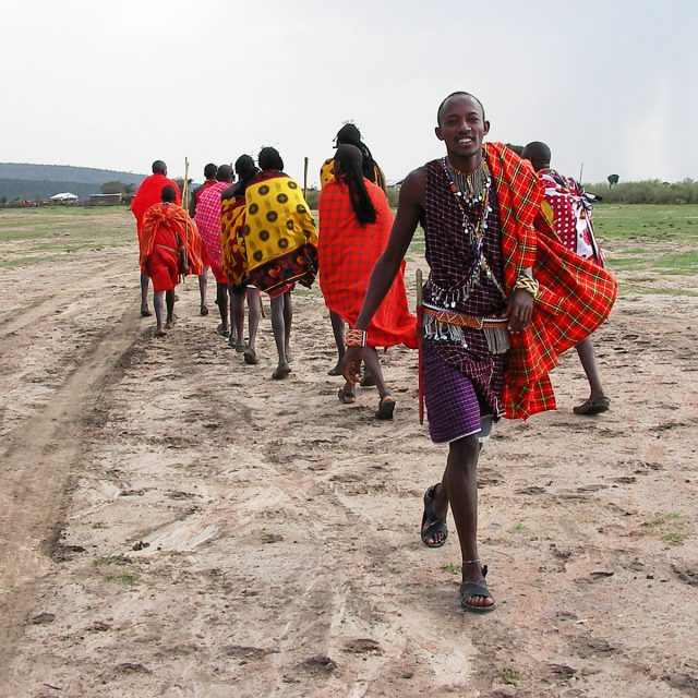 The Maasai brand is valuable — and it should belong to the Maasai people
