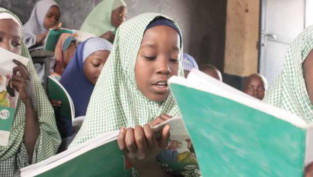 The brilliant way these Nigerian schools are helping students overcome illiteracy