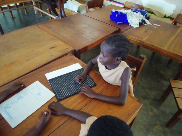 A Ugandan program is helping students with disabilities succeed