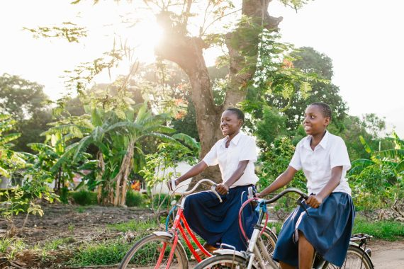 Small costs, big impact: How a $6 uniform can change a girl's future