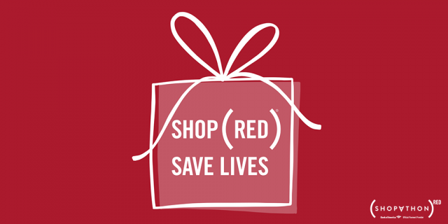 Learn how you can SHOP (RED) SAVE LIVES