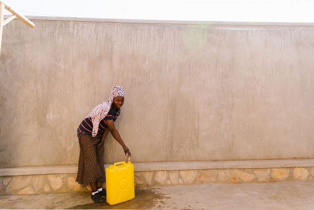How Rose made sure her family got access to clean water