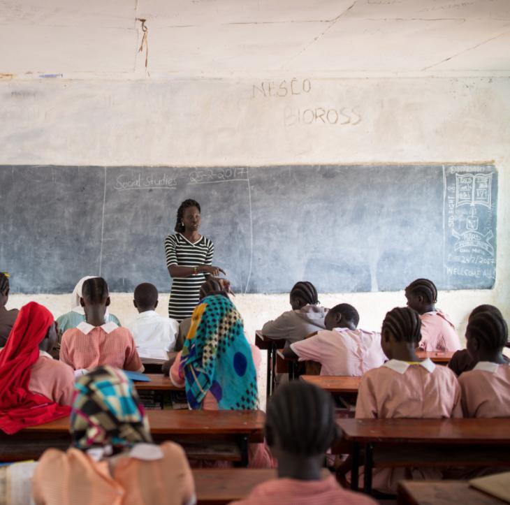 3 ways to improve refugee girls' education in Kenya