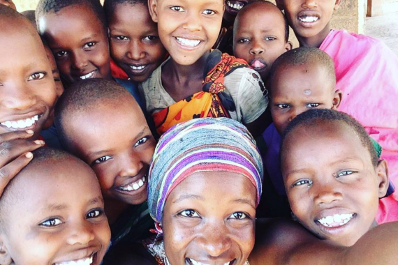 Beating the odds: One woman's fight to help 800 girls