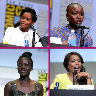 Learn more about the awesome female characters in 'Black Panther'