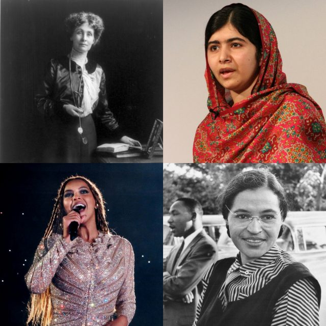 10 women who changed the world in unforgettable ways