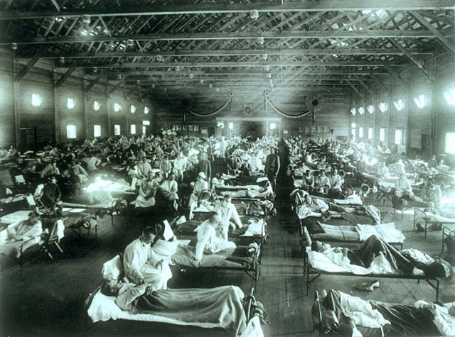 What we can learn from the 1918 Spanish flu pandemic