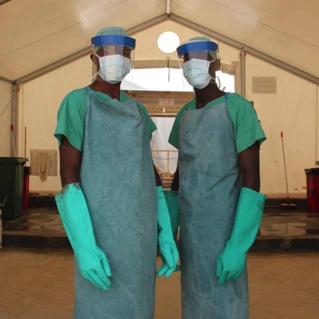 U.N. deploy specialists to tackle Ebola epidemic in Congo