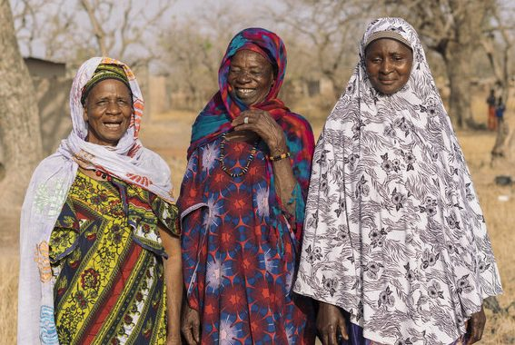 Two women reclaim their dignity after fifty long years with Obstetric Fistula