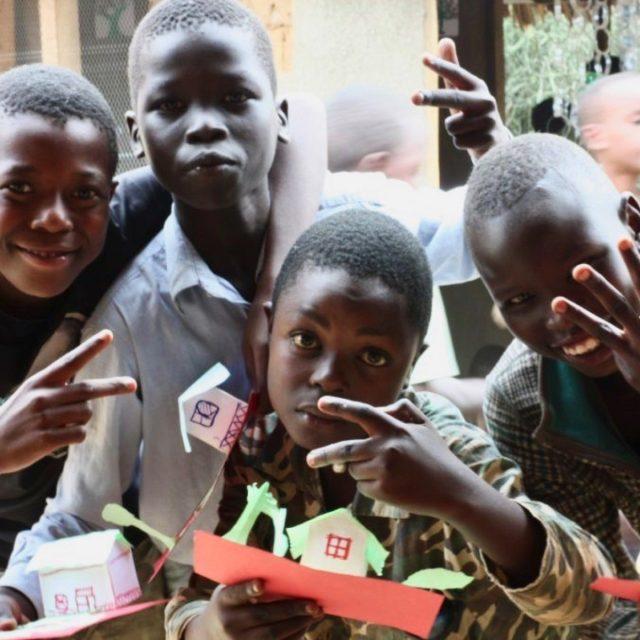 Refugees build their own university in Uganda