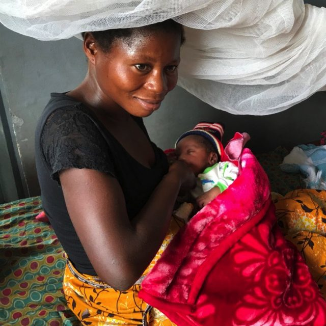 These mothers and babies are beating the odds in the DRC
