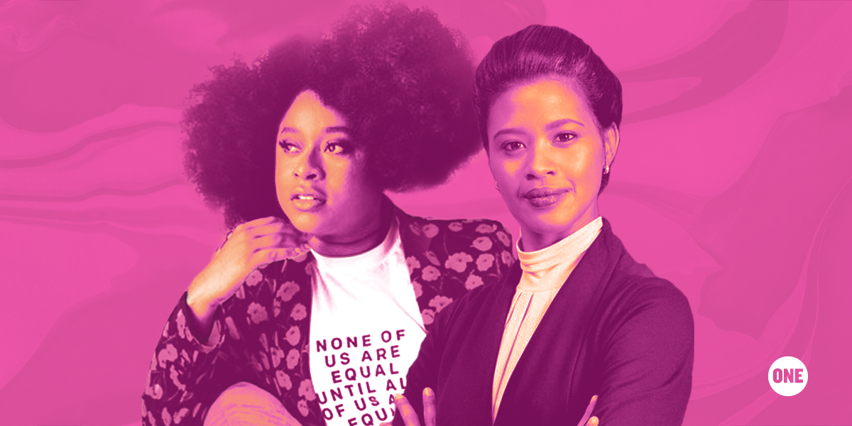 5 feminist lessons from Melene Rossouw and Phoebe Robinson