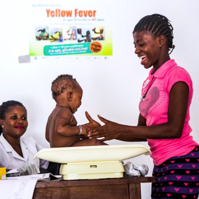 Why global health is good for everyone