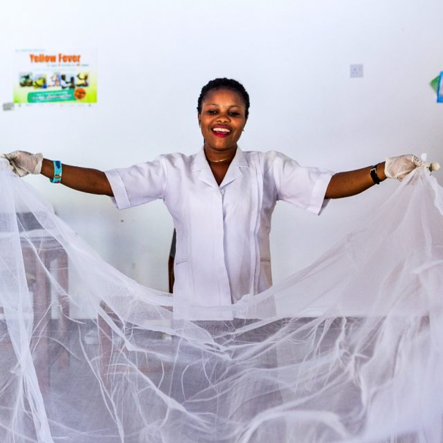 How the Global Fund is tackling malaria at every angle
