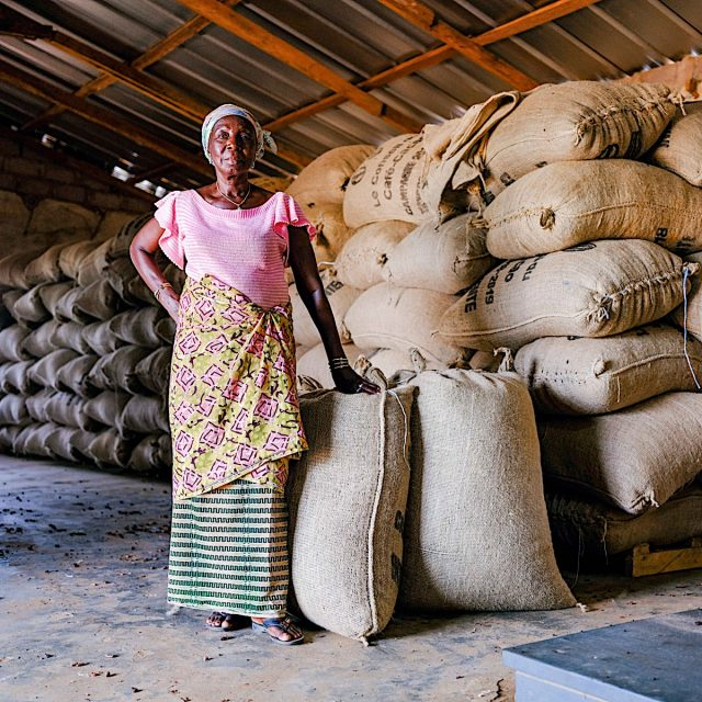 Meet the best female cacao farmer on the Ivory Coast