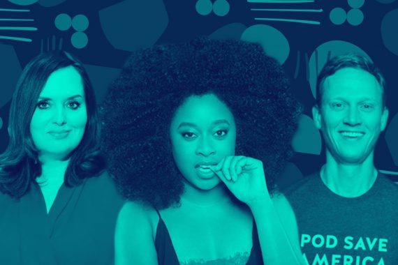 5 podcast episodes every activist needs
