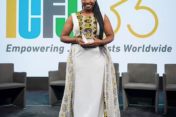 This award-winning journalist is committed to fighting FGM