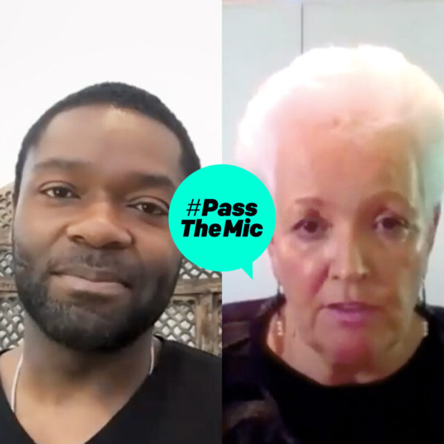Watch now: David Oyelowo and Gayle Smith on a global COVID-19 response