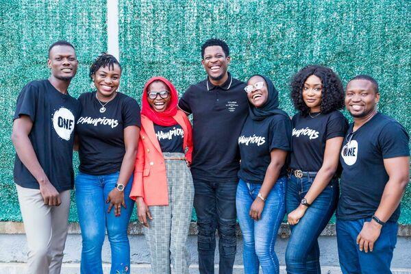 Abuja team retreat
