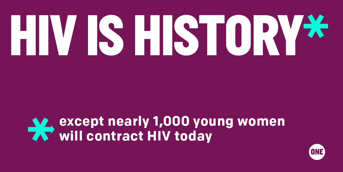 AIDS is still a crisis. Email your MP and demand more.