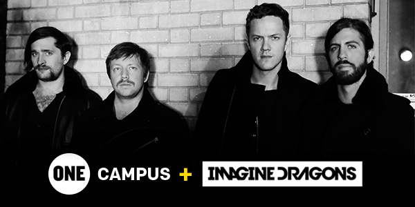 Imagine Dragons and ONE Campus