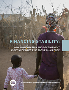 Financing Stability report cover