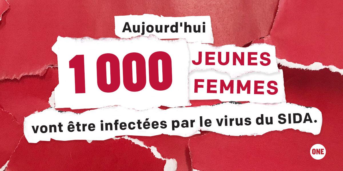Le sida persiste, notre combat aussi.