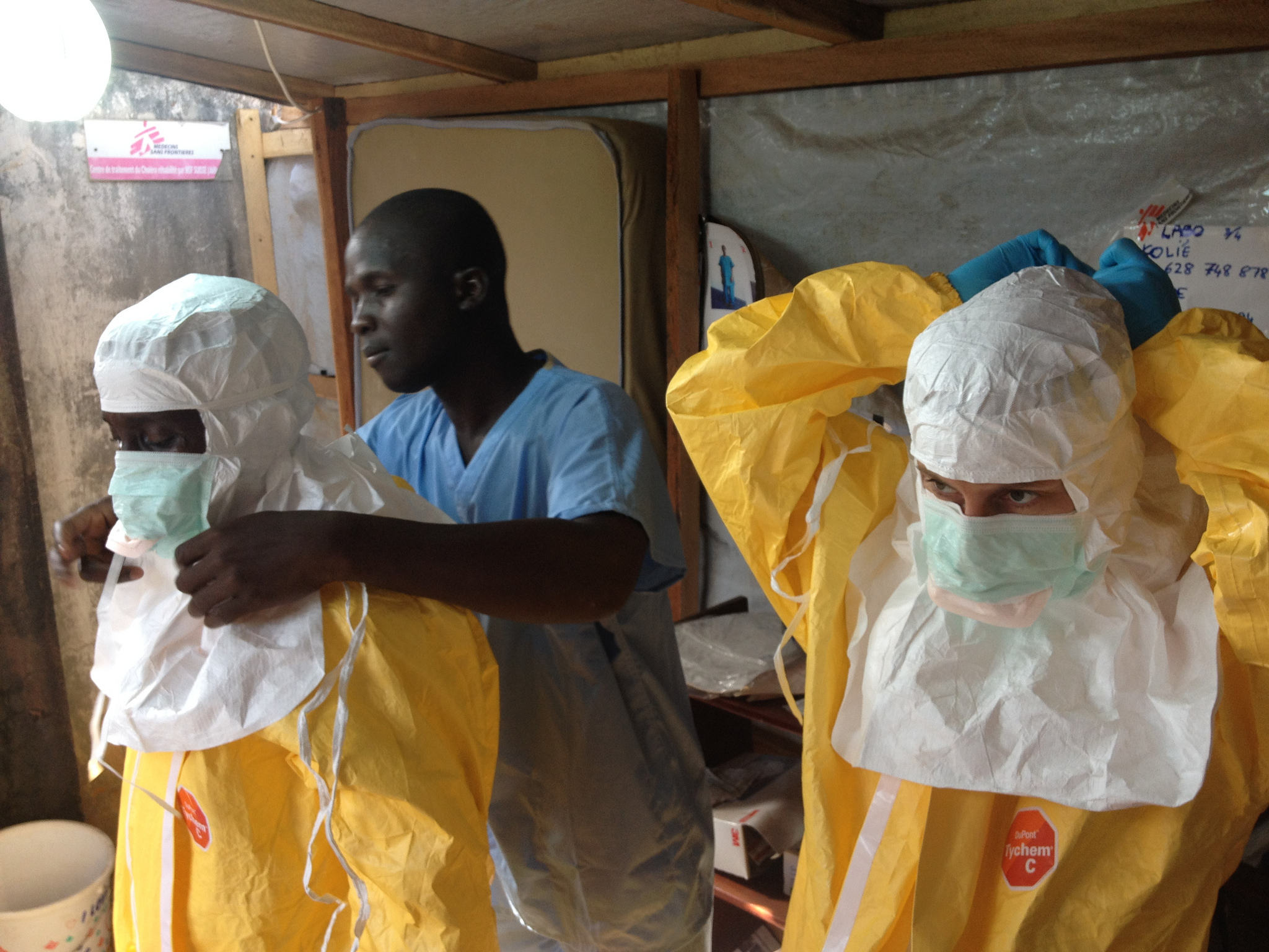 """More than 2,500 men, women and children have died from Ebola and the World Heal…"