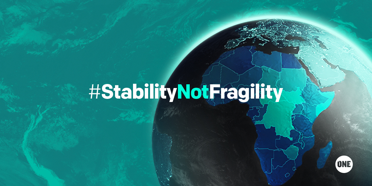 Support the Global Fragility Act of 2019