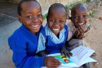 Literacy Lessons Under a Munhunguru Tree