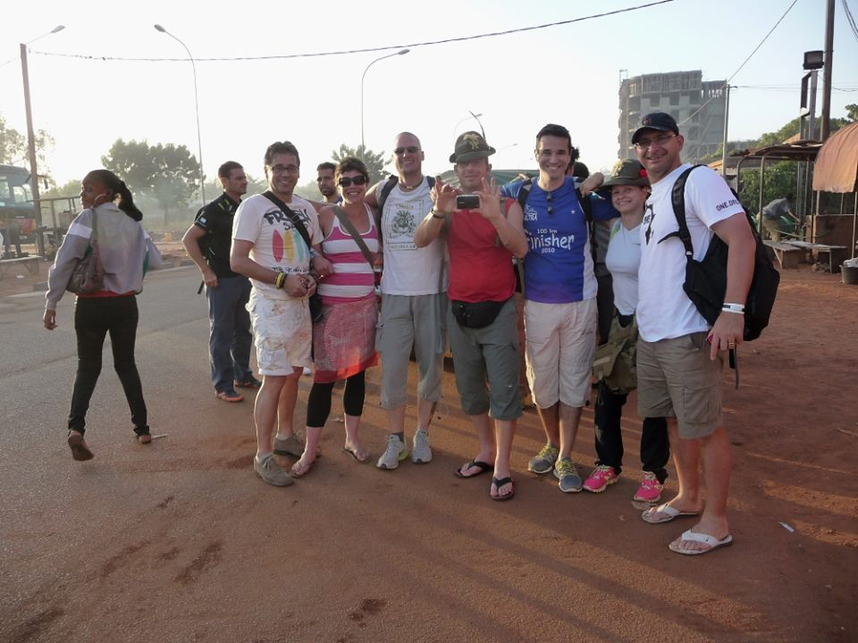 David's desert race for ONE: heat, humidity and 49km to run on Day 2