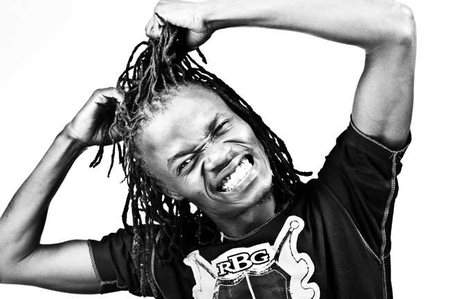 Juliani travels around Kenya to help launch DO AGRIC campaign