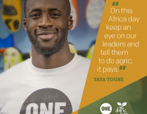 Prioritise eradication of poverty this Africa Day:  Yaya Touré