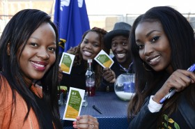"""Young people must drive the Africa agri-revolution"""