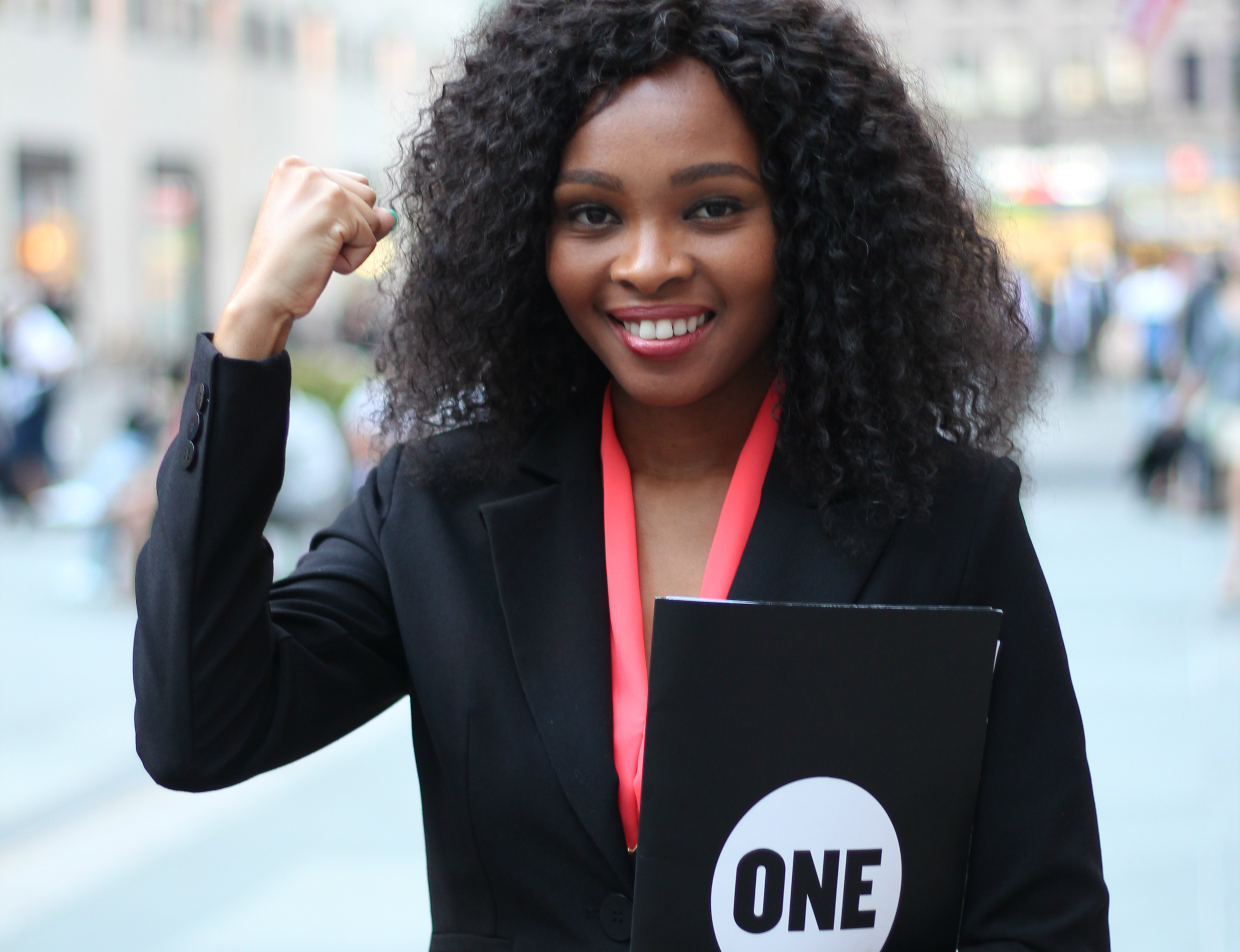 Adding South Africa's Voice at UNGA – the Start of the Strong Girl's Journey