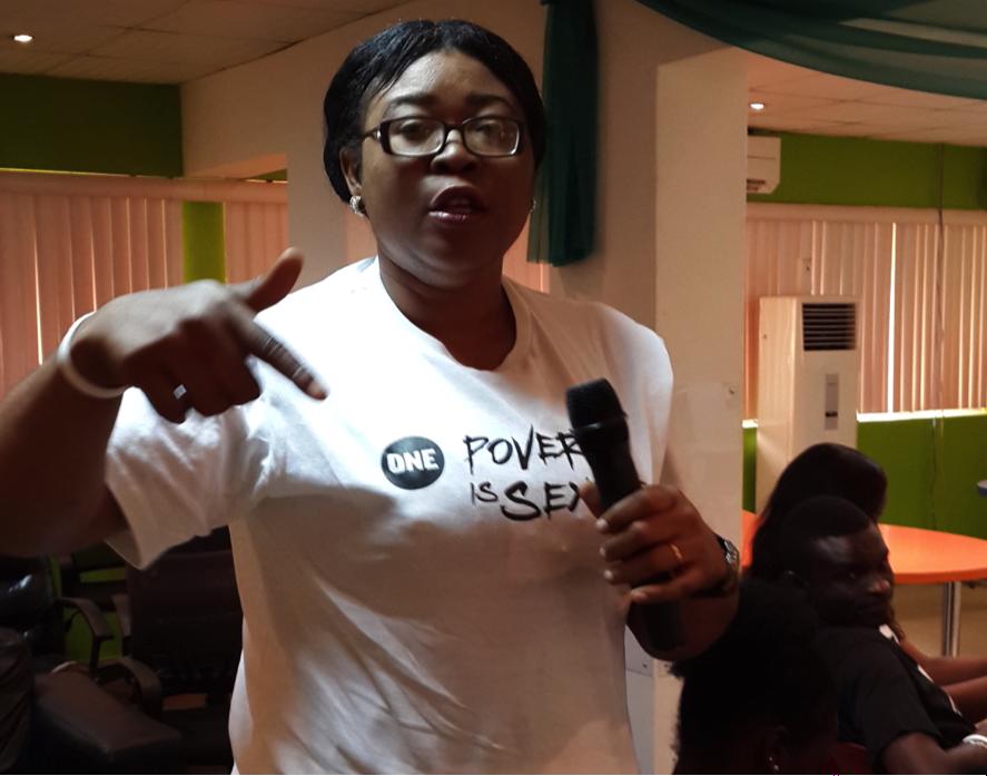 I support Goal Five: Nigeria ONE member speaks on gender equality