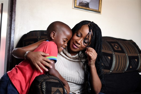 """My name is Lorraine and I am living with HIV"""