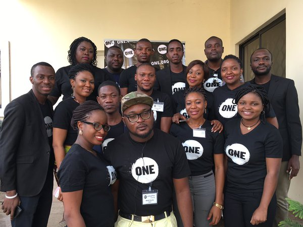 Meet Nigerian activists raring to change the world